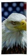 Eagle 3 Beach Towel