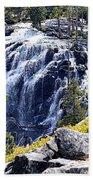 Eagle Falls Beach Towel