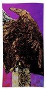 Eagle Of Wwi Beach Towel