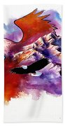 Eagle Rise Beach Towel