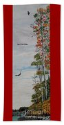 Eagles Point Beach Towel