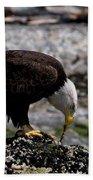 Eagle's Prize Beach Towel