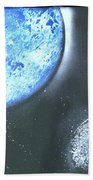 Earth Beach Towel
