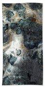 Earth Memories - Stone # 8 Beach Towel