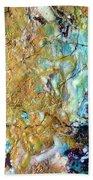 Earth's Embrace Beach Towel