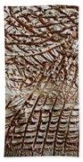 Earths Yield - Tile Beach Towel