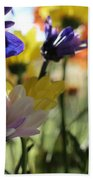 Easter Bouquet  Beach Sheet