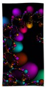 Easter Dna Galaxy 111 Beach Towel