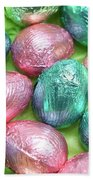 Easter Eggs Viii Beach Towel