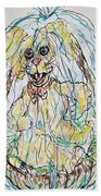 Easter Time Beach Towel