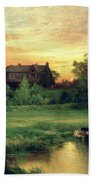 Easthampton Beach Towel by Thomas Moran
