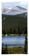 Echo Lake Colorado Beach Towel
