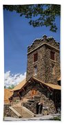 Eckert Colorado Presbyterian Church Beach Towel