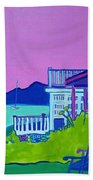 Edgartown Porches Beach Towel