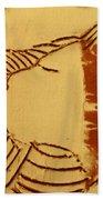 Edify - Tile Beach Towel