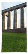 Edinburgh - Caption Hill Beach Towel