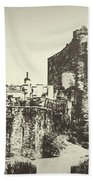 Eilean Donan Castle Beach Towel