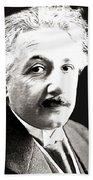 Einstein Beach Towel