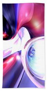 Elation Abstract Beach Towel