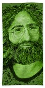 Electric Jerry Olive - T-shirts-etc Beach Towel
