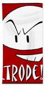 Electrode Beach Towel