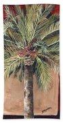 Elegant Palm Beach Towel