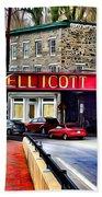 Ellicott City Beach Towel