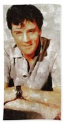 Elvis Presley Y Mb Beach Towel