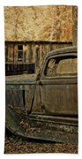 Ely's Mill Dodge Beach Towel