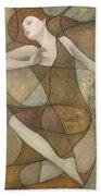 Elysium Beach Towel by Steve Mitchell