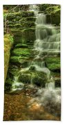Emerald Dreams Beach Towel