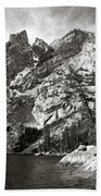 Emerald Lake Colorado Beach Towel