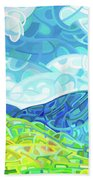 Emerald Moments Beach Sheet