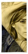 Emma Watson Collection Beach Towel
