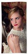 Emma Watson Beach Towel