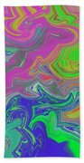 Emotional Vortex 2 Beach Towel