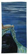 Enchanted Mermaid Beach Towel