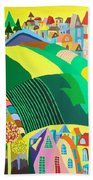 End Of May Beach Towel