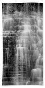 Lower Falls Cascade #2 Beach Towel