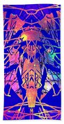Enigma In Abstraction Beach Towel