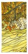Eno River #25 Beach Towel