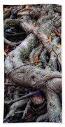 Entanglement Beach Towel