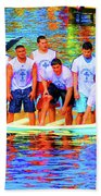 Epiphany Boys Beach Towel