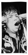 Eric Burdon In Concert-1 Beach Towel