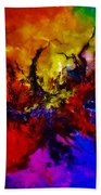 Eruptive Force Beach Towel