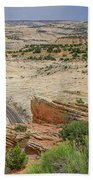Escalante River Basin Beach Towel