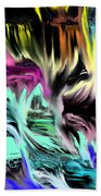 Escape From Hell Beach Towel