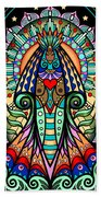 Espiritu 1- Goddess Beach Towel