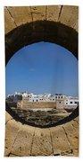 Essaouira In Morocco Beach Towel