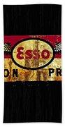 Esso Circa 1920's Beach Towel